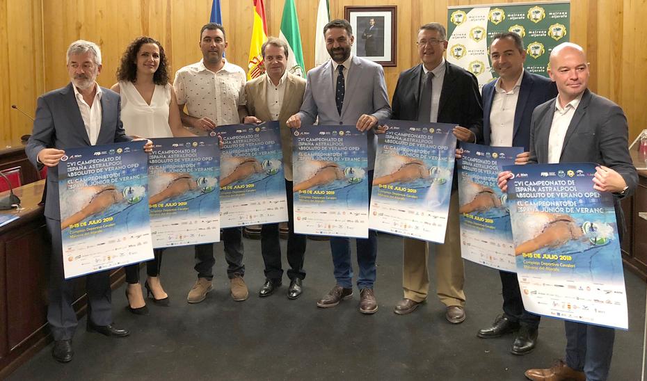 Andalucía estará representada por 25 clubes y más de un centenar de deportistas.