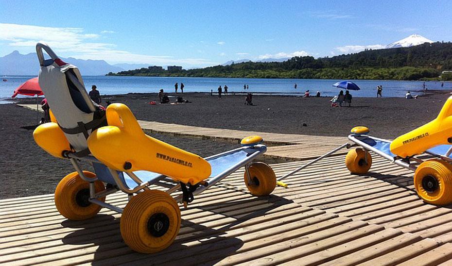 Las ayudas impulsarán la accesibilidad a las playas.