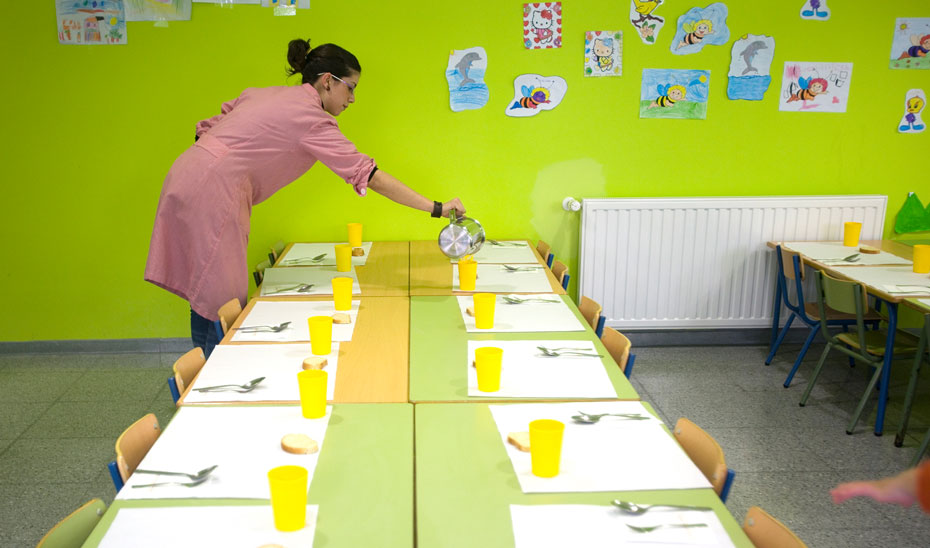 Los comedores escolares sirvieron este curso más de 21 ...