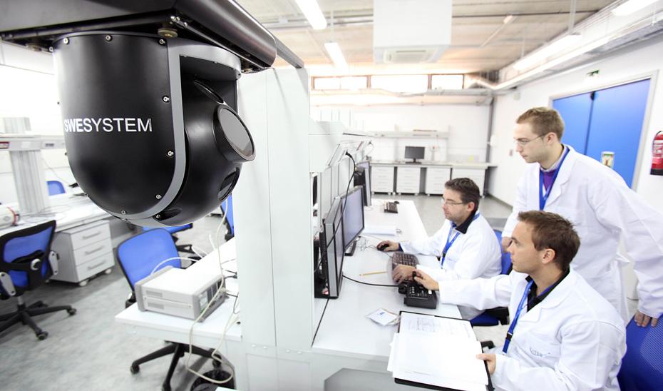 El Centro Avanzado de Tecnologías Aeroespaciales (CATEC) dispone de personal técnico e investigador especializado.