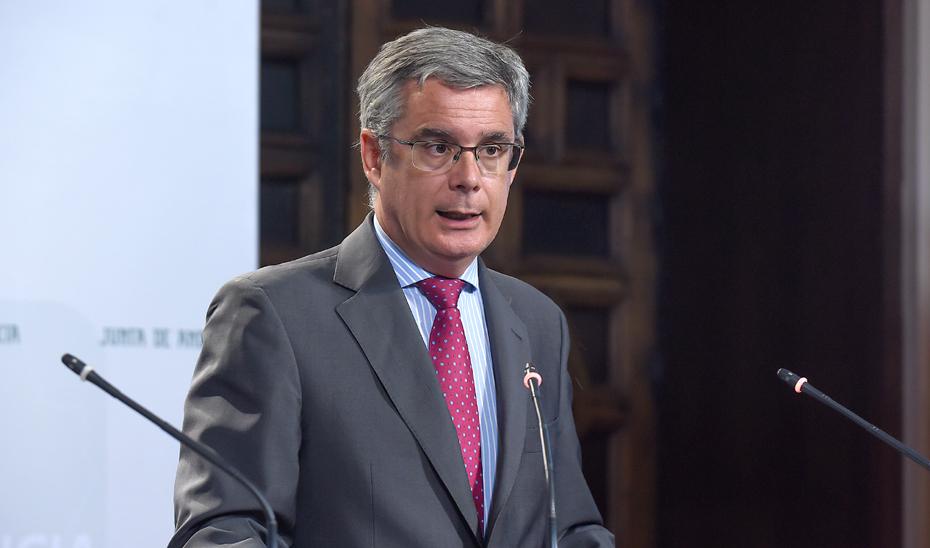 Blanco informa sobre el inicio de trámites del III Plan Integral de Juventud de Andalucía