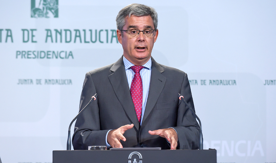 Blanco informa sobre las obras de emergencia en seis carreteras de Córdoba y Sevilla afectadas por las lluvias