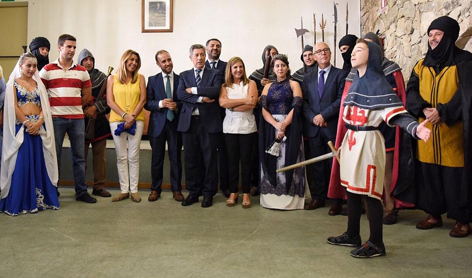 Susana Díaz ha destacado en su visita a la pedanía gaditana de Benamahoma, que Andalucía ha cerrado el \u0027mejor agosto de la historia en pernoctaciones\u0027.