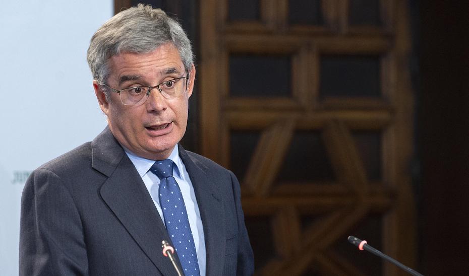 Blanco informa sobre la autorización de endeudamiento por 734,45 millones