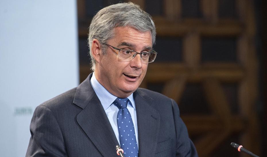 Blanco informa sobre el modelo de gobernanza de la Inversión Territorial Integrada de Jaén