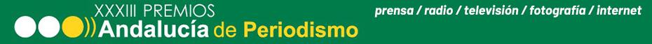 XXXIII Premios Andalucía de Periodismo