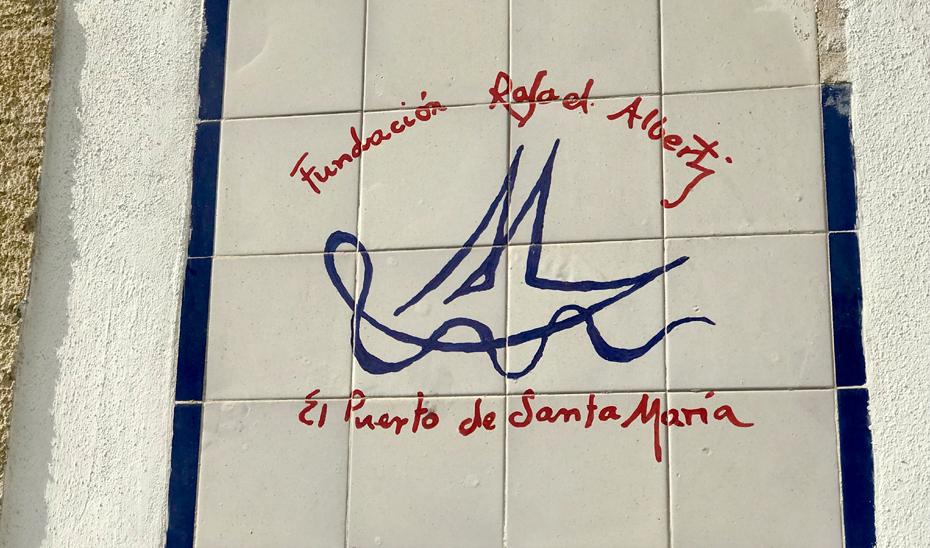 El consejero de Cultura, Miguel Ángel Vázquez, ha anunciado en El Puerto de Santa María (Cádiz) una programación especial coincidiendo con el vigésimo aniversario de la muerte de Rafael Alberti en 2019.