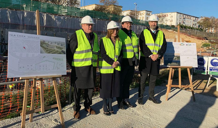 Las nuevas instalaciones contarán con 2.566 metros cuadrados de superficie.