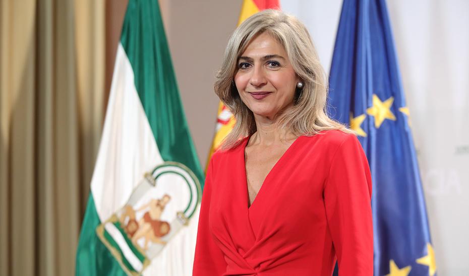 Patricia del Pozo Fernández, consejera de Cultura y Patrimonio Histórico.