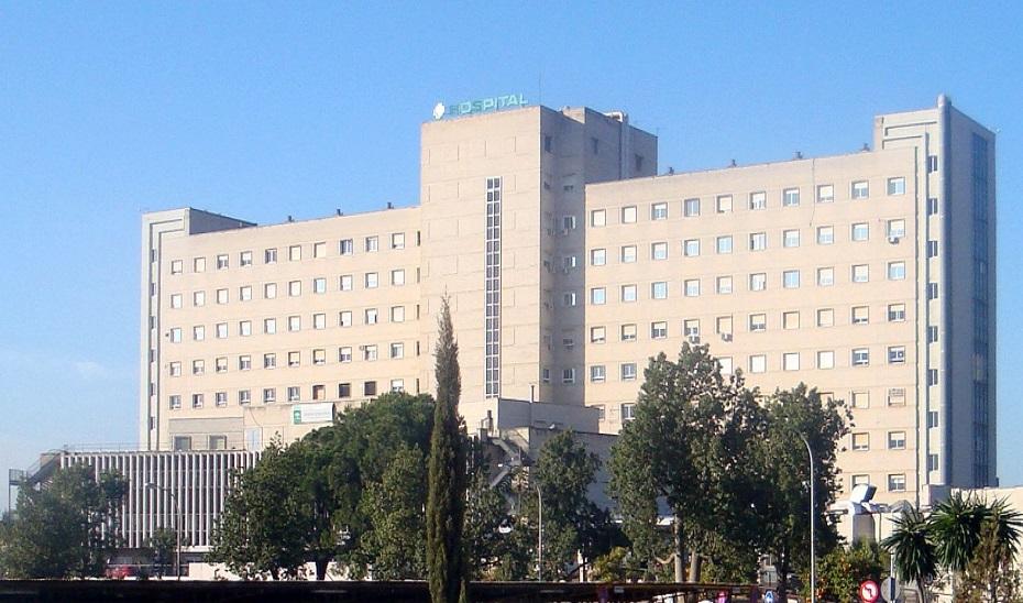 Hospital Virgen de Valme de Sevilla.