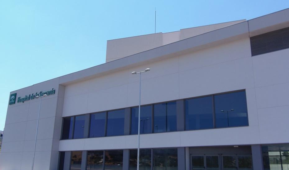 Hospital Serranía de Ronda.