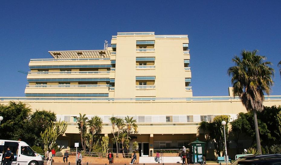 Hospital Costa del Sol de Málaga.