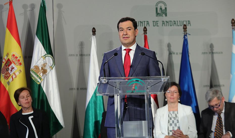 Moreno apuesta por construir una Europa más fuerte que proteja los valores de tolerancia, libertad y paz
