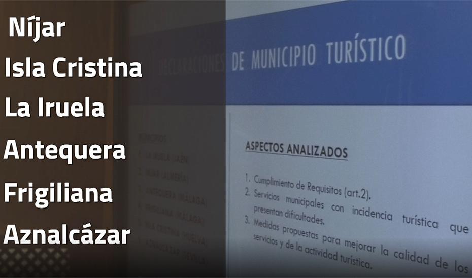 Seis nuevas localidades superan el último trámite para su declaración como Municipio Turístico