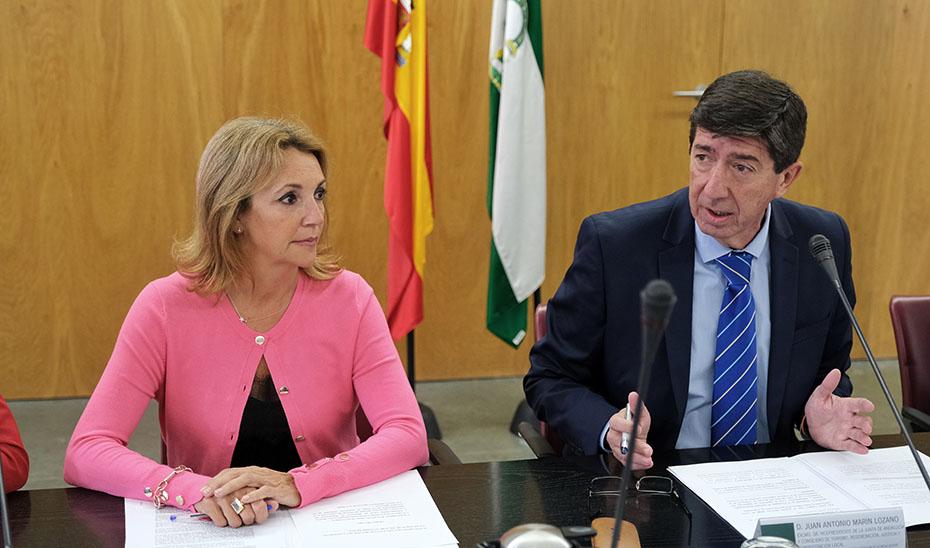 Marín preside la reunión del Consejo Rector del Consorcio Gualdalquivir que acuerda su disolución