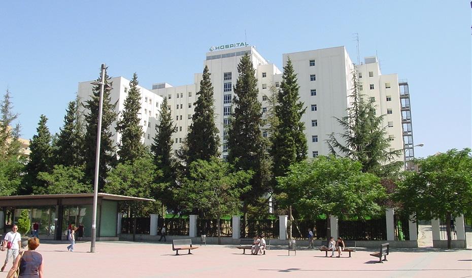 Hospital Virgen de las Nieves.