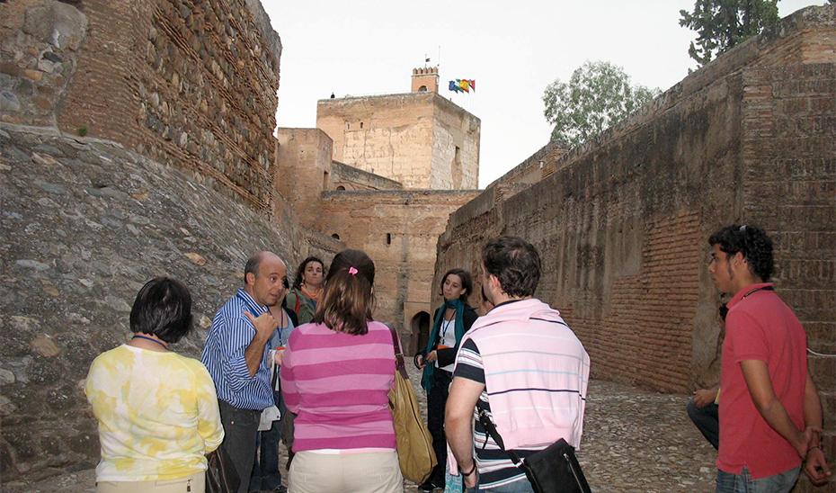 Las visitas recorrerán los archivos, el sistema hidráulico e incluso los pasadizos de la Alhambra.