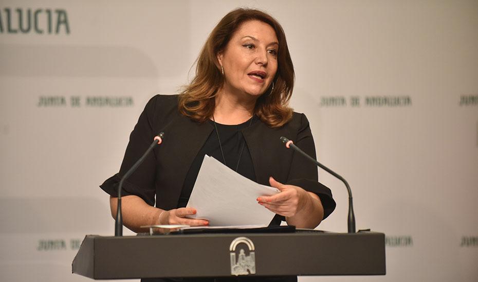 Crespo anuncia la creación de un Comisionado para el Cambio Climático en Andalucía