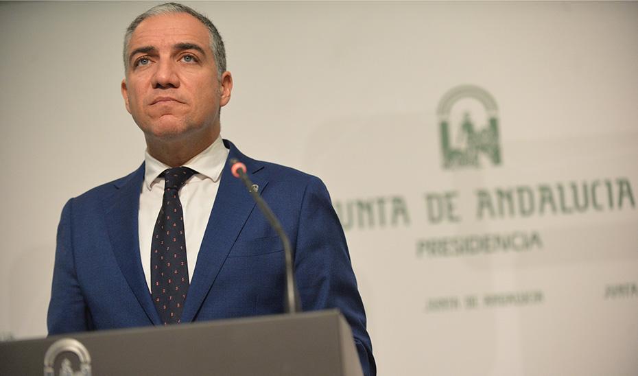 Bendodo destaca la autorización de la venta de tres edificios situados en las capitales de Málaga y Cádiz