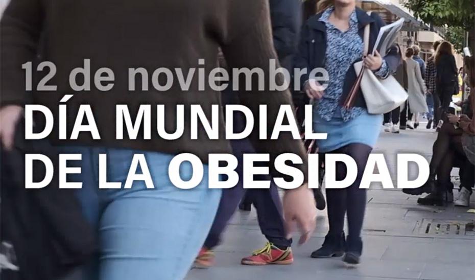 12 de noviembre: Día mundial de la obesidad