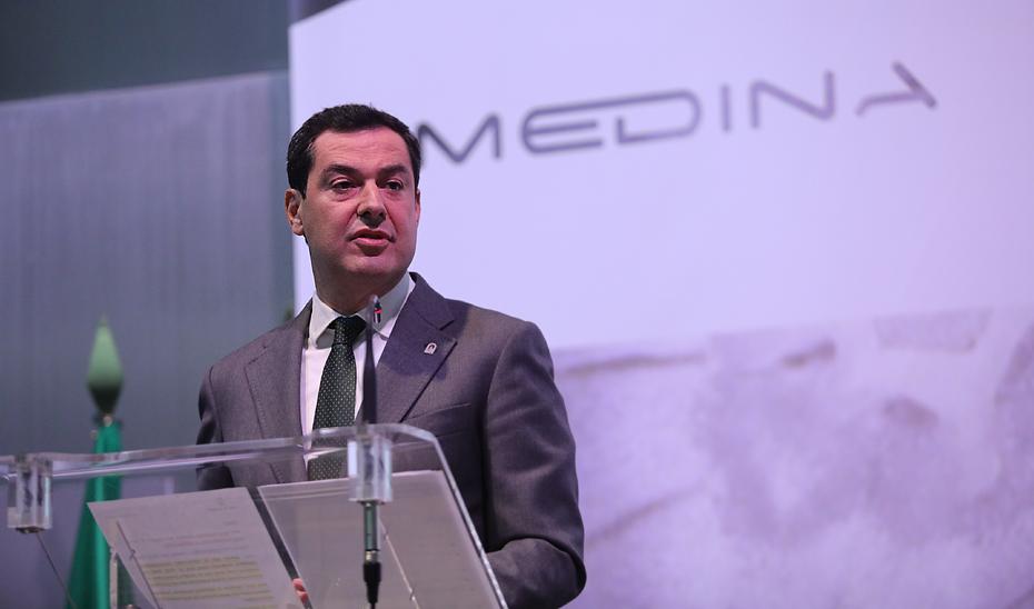Moreno apuesta por un modelo productivo y de crecimiento con la innovación, investigación y ciencia como ejes propulsores