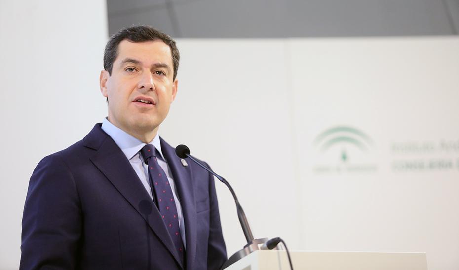 Juanma Moreno realizará a Portugal su tercer viaje oficial al extranjero como presidente tras Marruecos y Bruselas.