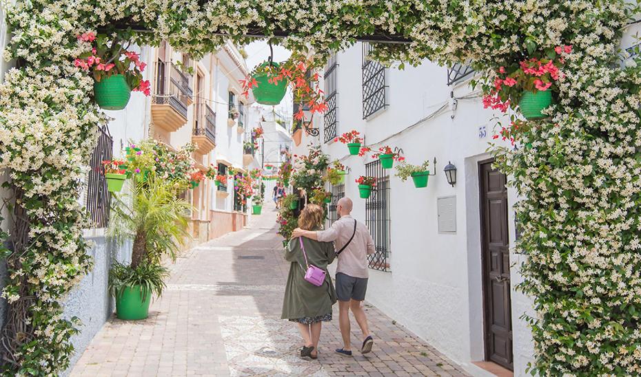 Estepona ha ganado el Premio Andalucía de Urbanismo por la transformación verde de su casco histórico en la última década.