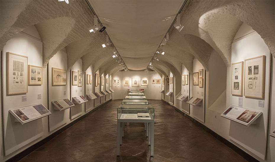 La exposición podrá verse hasta el 1 de marzo en el Museo Casa de los Tiros de Granada.