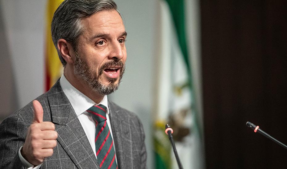 Juan Bravo informa de la licitación de una auditoría del sector público instrumental