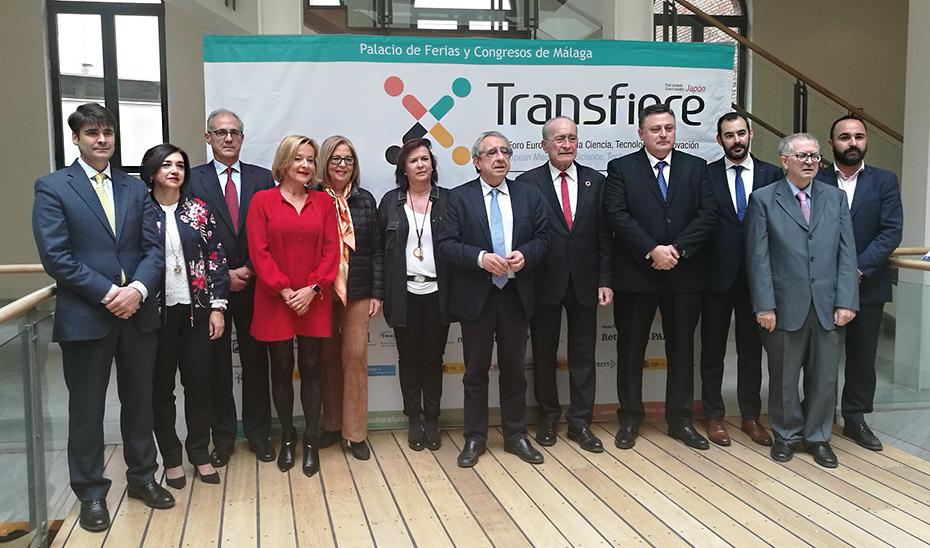 Rueda de prensa de presentación del Foro Transfiere 2019