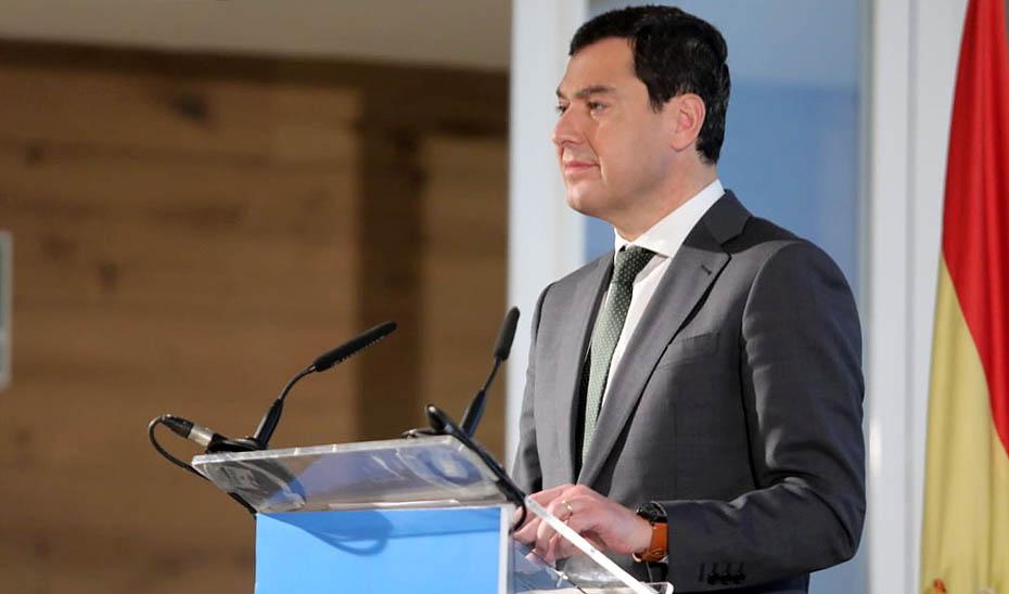Intervención del presidente de la Junta en el Congreso de Medicamentos Huérfanos y Enfermedades Raras