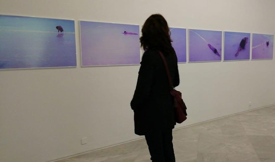 La exposición Yeni y Nan podrá visitarse hasta el 9 de junio en el CAAC.