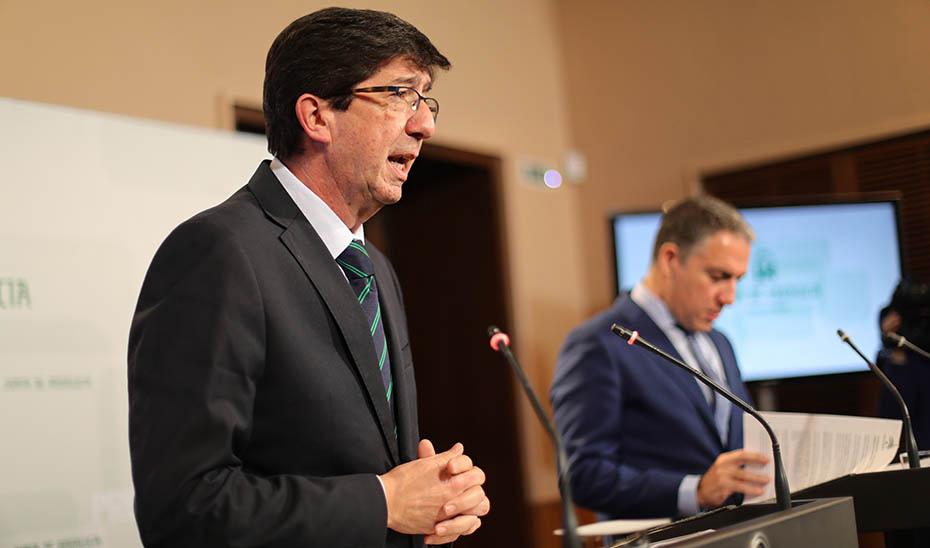 Marín destaca el éxito de Andalucía en la pasada edición de Fitur