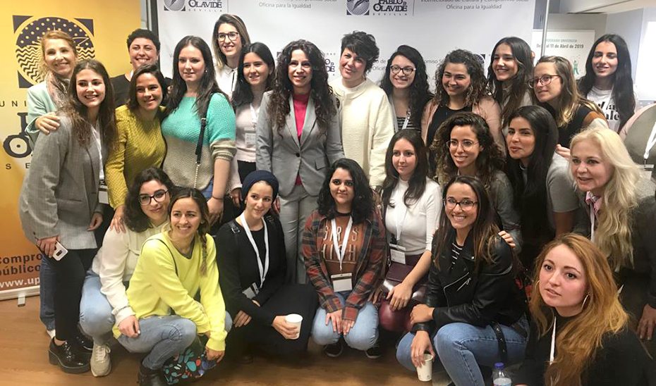 Rocío Ruiz señala el emprendimiento de las mujeres como el mejor instrumento contra la desigualdad