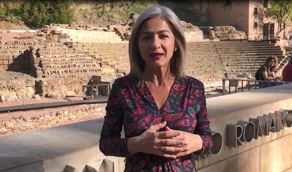 La consejera de Cultura anima a los andaluces a participar en el Día Internacional de los Monumentos y Sitios