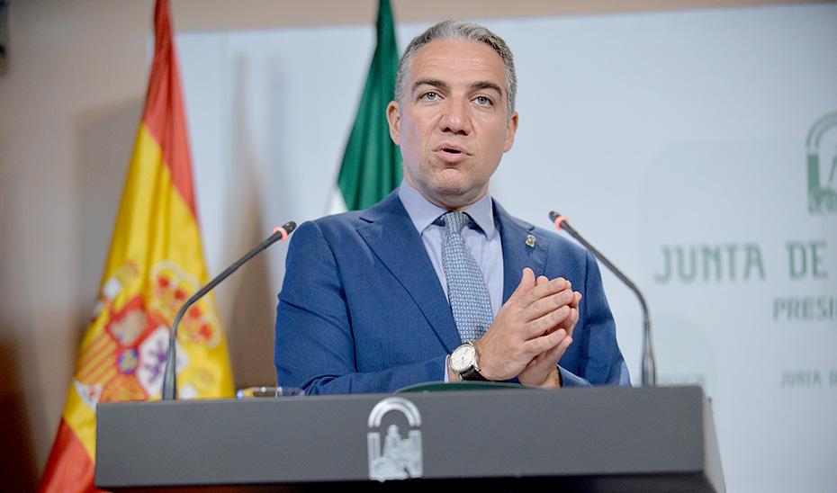 El portavoz del Gobierno detalla la elaboración del Plan estratégico para personas mayores