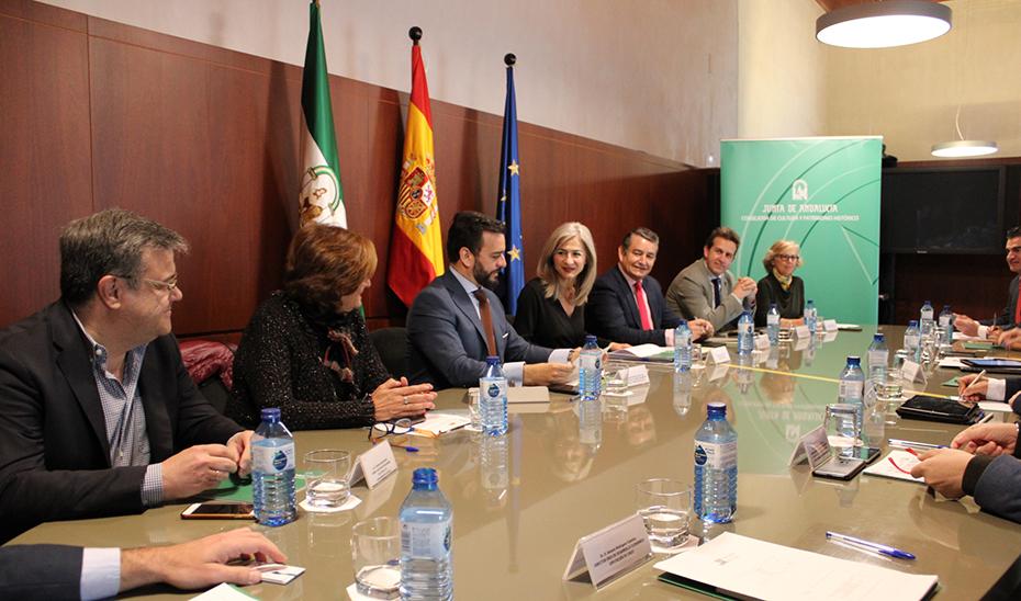 Patricia del Pozo preside la constitución de la Comisión de Seguimiento del V Centenario de la Circunnavegación