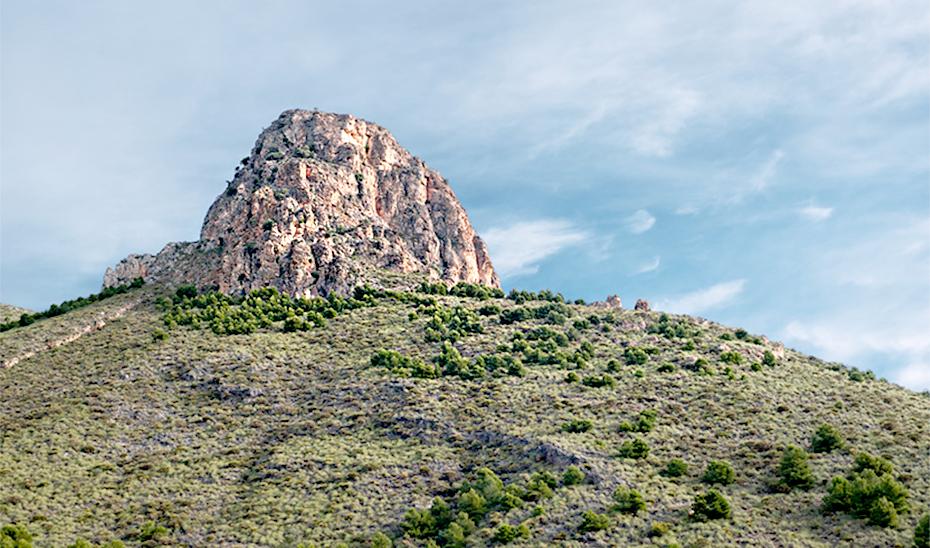 Peñón de Bernal (Almería)