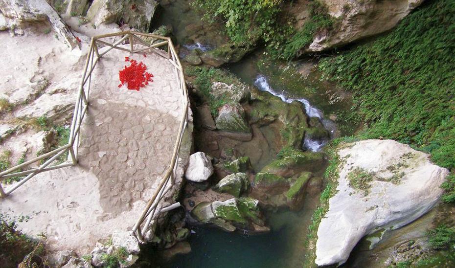 Cueva de Agua de Tíscar (Jaén)