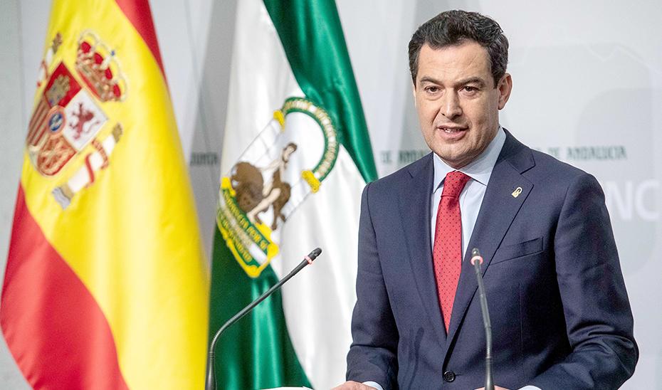 El presidente de la Junta informa del acuerdo para la limitación de mandatos