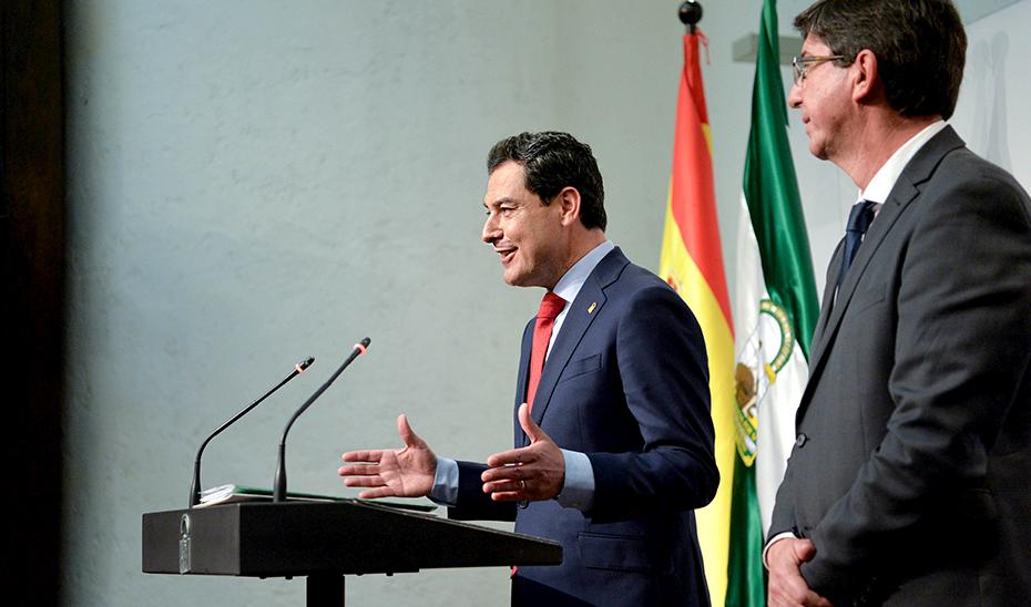 Moreno detalla el inicio de la tramitación del anteproyecto de Ley de reconocimiento de autoridad del profesorado