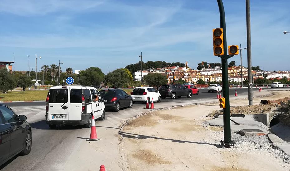 La Junta de Andalucía ha impulsado diferentes medidas para evitar los atascos en los accesos al PTA.