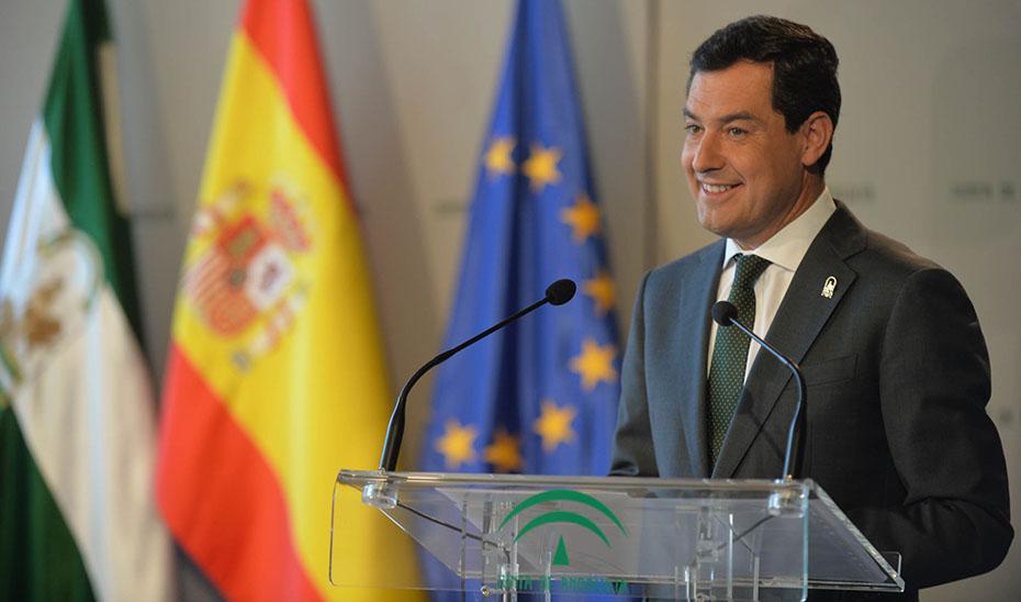 Intervención del presidente de la Junta en el acto de toma de posesión del rector de la Universidad de Jaén
