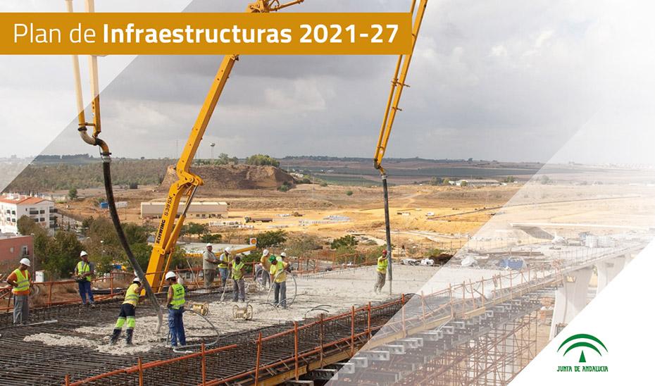 Plan de Infraestructuras de Transporte y Movilidad de Andalucía (PITMA) 2021-2027 (Animación)