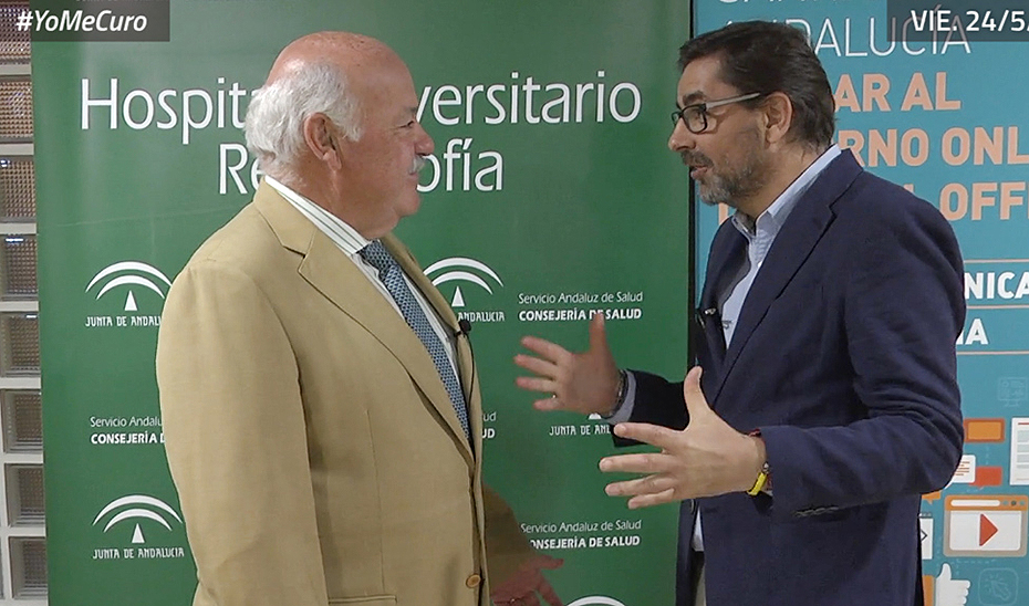 I Jornadas de Comunicación Sanitaria del Hospital Reina Sofía de Córdoba