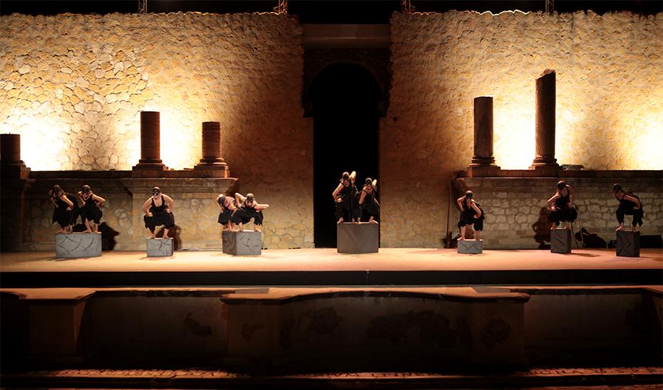 Itálica y Baelo Claudia acogerán en agosto la VII edición del Festival de los Teatros Romanos de Andalucía