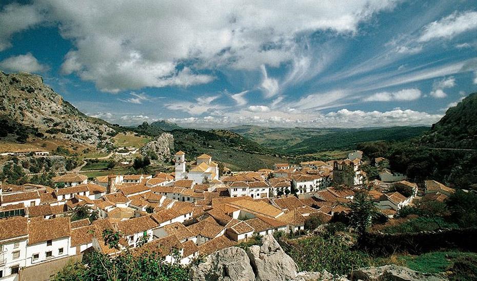 El POT afectará a una veintena de municipios de la Sierra de Cádiz.