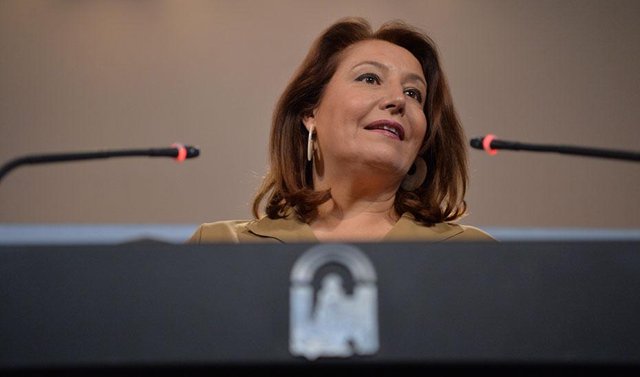 Crespo explica las inversiones de la Junta en depuradoras