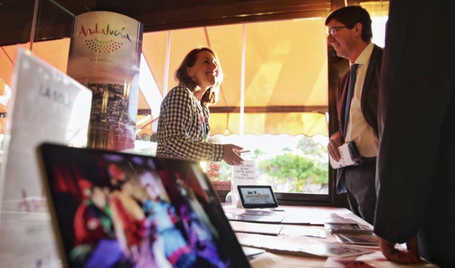 'Andalucía en Andalucía' recorre las ocho provincias con la participación de 700 agentes de viajes
