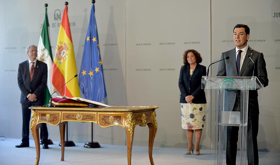 Toma de posesión de la rectora de la UGR, Pilar Aranda (vídeo íntegro)